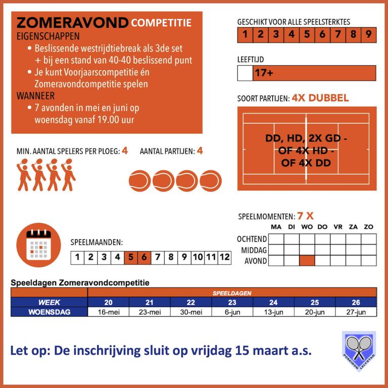 Info Zomeravondcomp. 2019