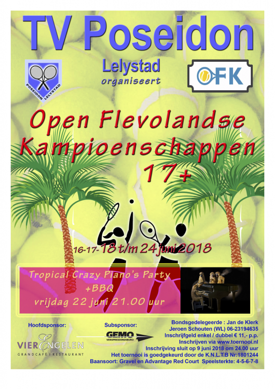 OFK2018 poster
