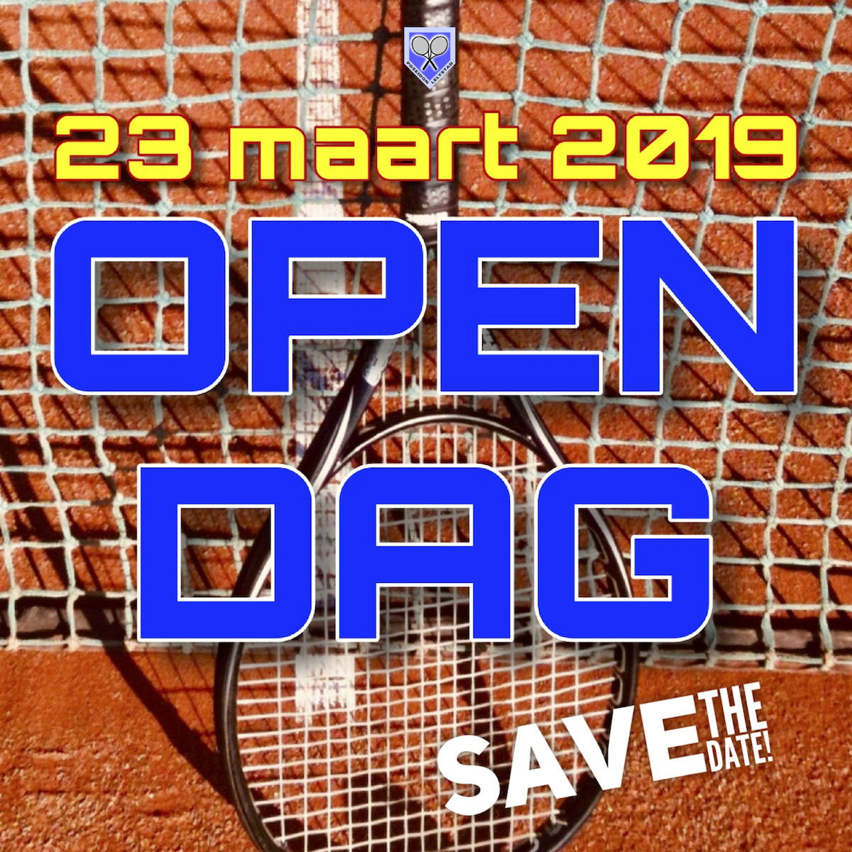 Open dag 2019 - Save the date
