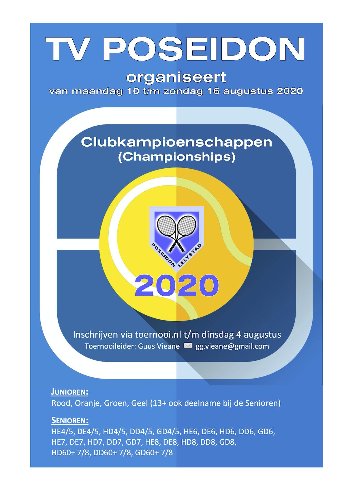 Poster Clubkampioenschappen 2020 v2