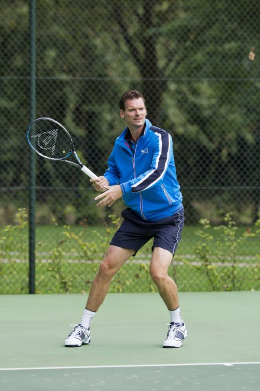August 14, 2014, Netherlands, Fotoshoot Sjeng Sports Photo: Tennisimages/Henk Koster