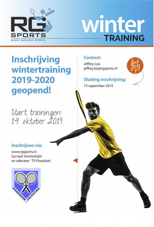 Wintertraining 2019-2020 RGsports