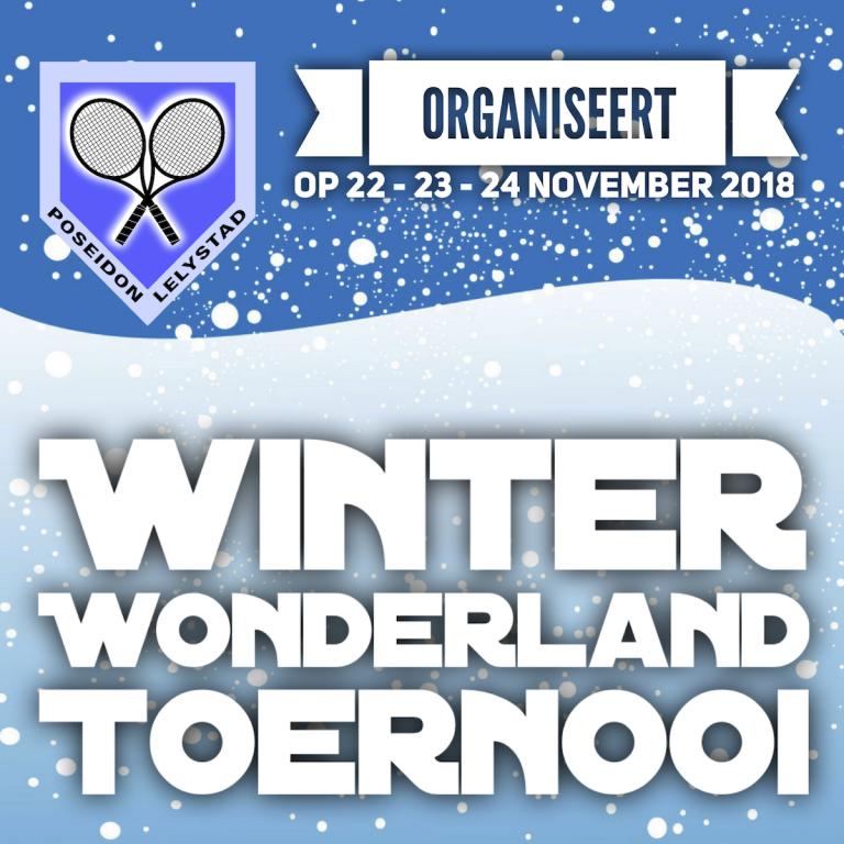 Winterwonderland Toernooi 2018